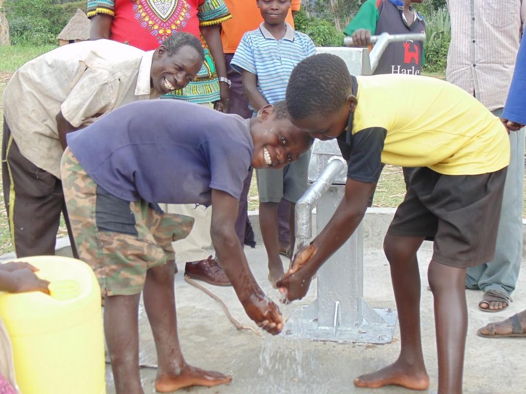 Photo of Chesero Well Rehabilitation Project