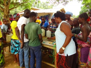 The Water Project : sierraleone5075-11-hygiene-training