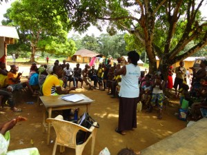 The Water Project : sierraleone5075-14-hygiene-training