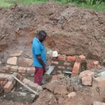 The Water Project: Margret Spring Protection and Sanitation Project -