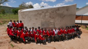 The Water Project : kenya4393-50-finished-tank