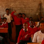 The Water Project: Mituvu Secondary School Rainwater Harvesting Tank Project -
