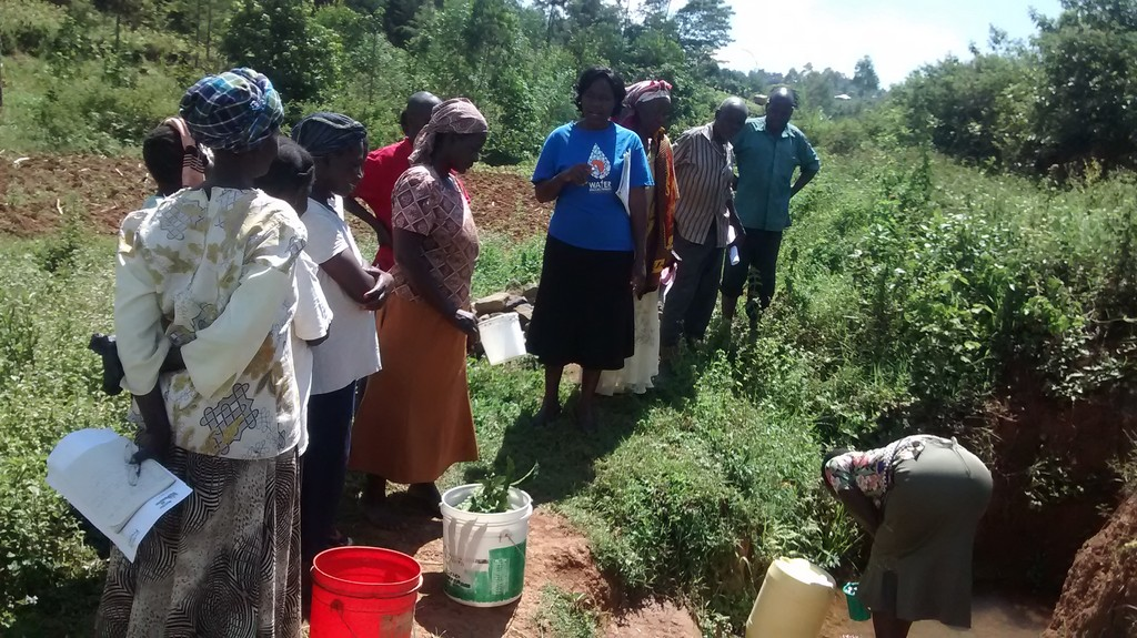 The Water Project : kenya4426-22-on-site-training