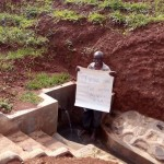 The Water Project: Esihututo Community, Robert Abu Spring -