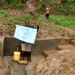 The Water Project: Ematere Community, Munanga Spring -
