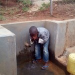 The Water Project: Mukhuyu Community, Mukwambo Spring -