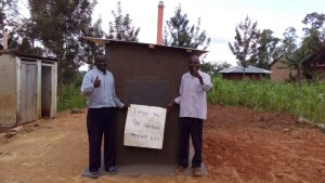 The Water Project : kenya4443-32-new-latrines