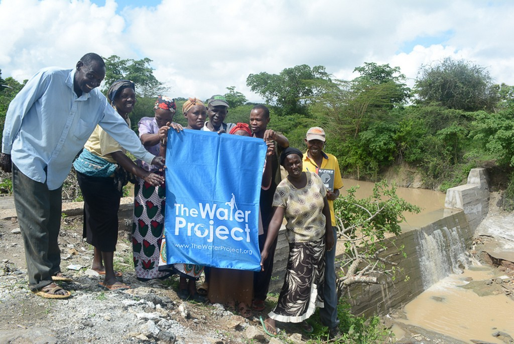 Photo of Itatini Self-Help Group Sand Dam