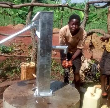 Photo of Nyakatiti Rwamudopyo Hand Dug Well