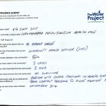 The Water Project: Sierra Leone Monitoring and Evaluation -