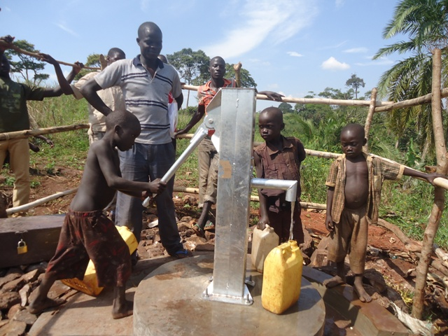 Photo of Katugo I Hand Dug Well Project
