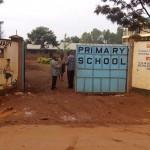 The Water Project : 1-kenya4598-school-entrance
