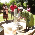 The Water Project: Shianda K Well Rehabilitation Project -