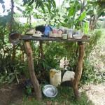 The Water Project : 18-kenya4511-dish-rack