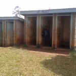 The Water Project : 2-kenya4597-latrines