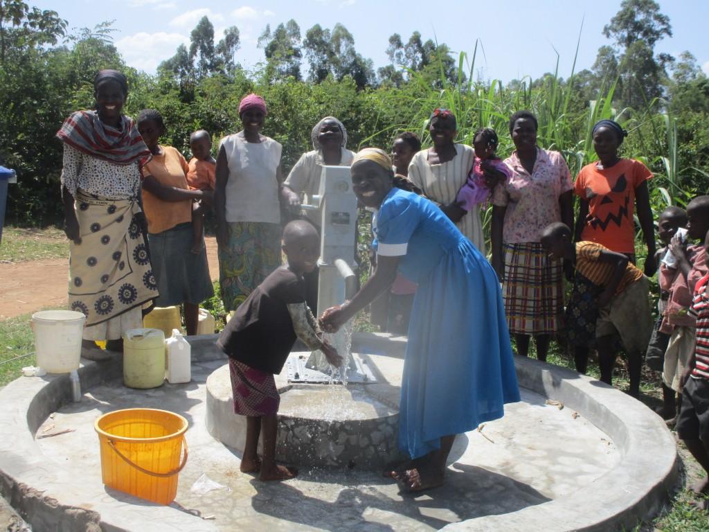 Photo of Mukangu 2 Well Rehabilitation Project