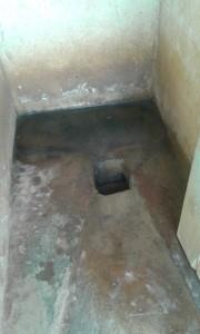 The Water Project : 3-kenya4597-inside-latrine