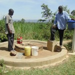 The Water Project : 4-kenya4511-rehab-well
