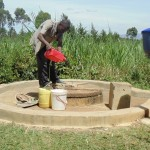 The Water Project : 5-kenya4511-rehab-well