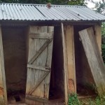 The Water Project : 5-kenya4595-latrines