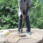 The Water Project : 6-kenya4511-rehab-well