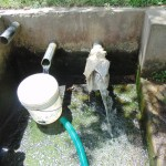 The Water Project: Kakoyi Well Rehabilitation Project -  If