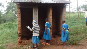 The Water Project : 6-kenya4595-latrines