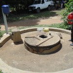 The Water Project : 8-kenya4511-rehab-well