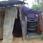 The Water Project : 8-kenya4556-latrines