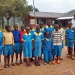 The Water Project : 8-kenya4595-students