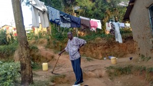 The Water Project : 9-kenya4556-clothesline