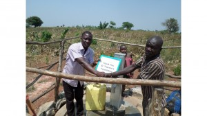 The Water Project : uganda6061-28-dedication