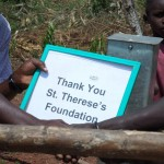 The Water Project: Kyeganywa I Ndalama Hand Dug Well Project -
