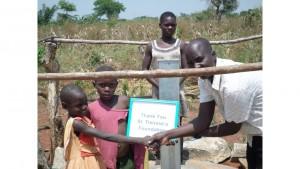 The Water Project : uganda6061-31-dedication