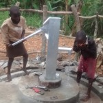 The Water Project: Kihonda Mihangaizima Hand Dug Well Project -