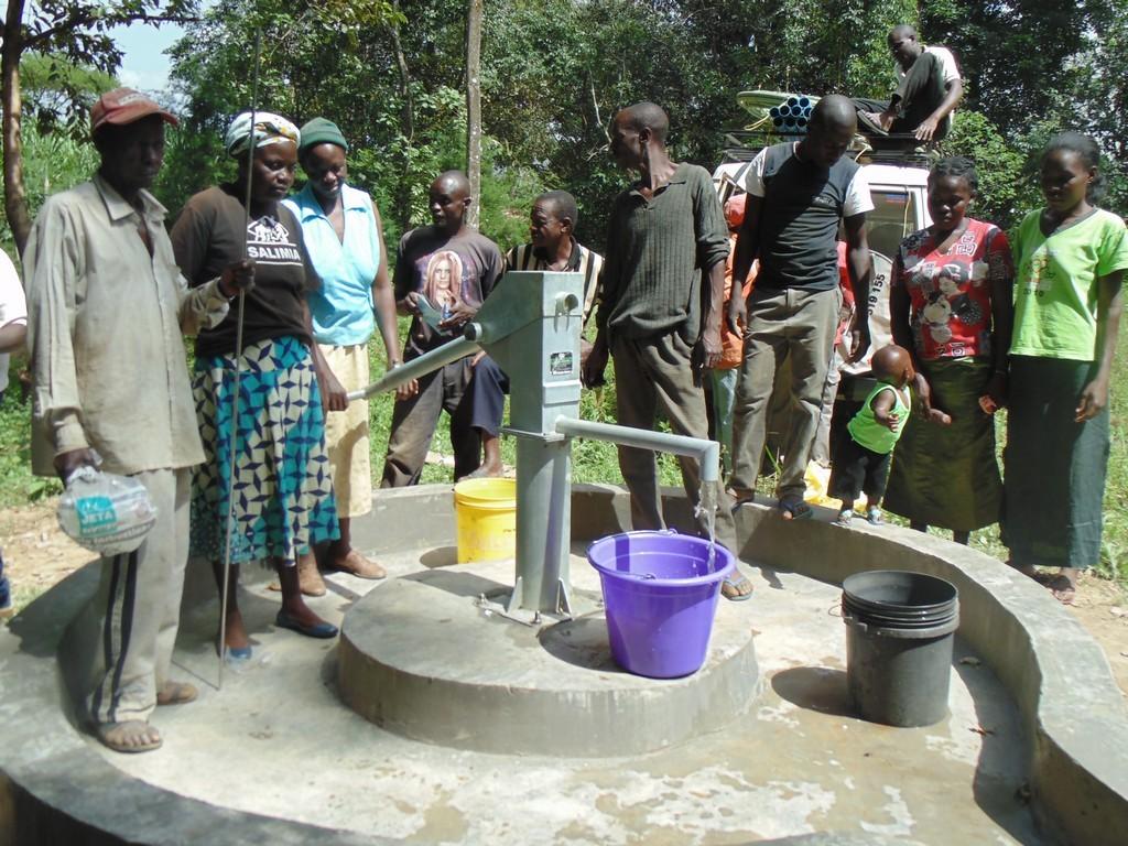 Photo of Makhwabuyu Well Rehabilitation Project