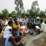 The Water Project: Machemo Well Rehabilitation Project -