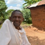 The Water Project : 1-kenya4474-justus-household