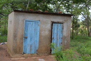 The Water Project : 10-kenya4500-latrines