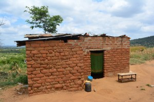 The Water Project : 12-kenya4478-household