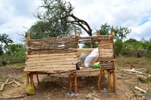 The Water Project : 13-kenya4478-household