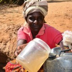 The Water Project: Ngao ya Kiome New Well Project -