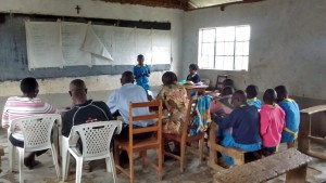 The Water Project : 14-kenya4595-training