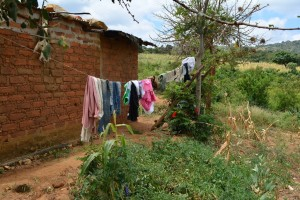 The Water Project : 16-kenya4478-household