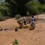 The Water Project : 2-kenya4479-fetching-water