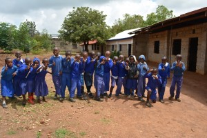 The Water Project : 2-kenya4500-students