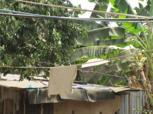 The Water Project : 2-sierraleone5080-clothesline