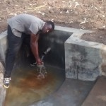 The Water Project: Bushido Community, Chris Ochango Spring -