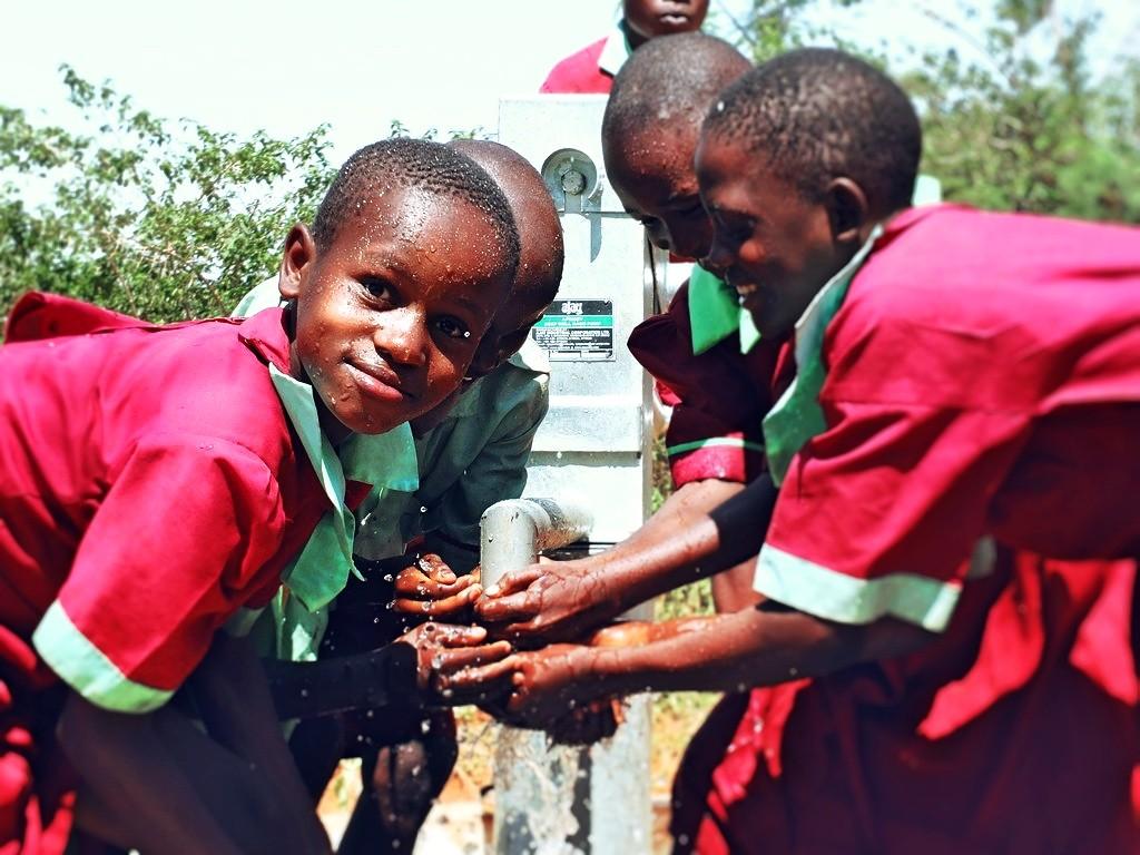Photo of Malichi Primary School Well Rehabilitation Project