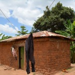 The Water Project : 3-kenya4474-justus-household